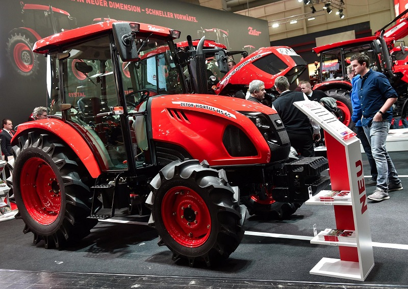 Agritechnica 2019 ausstellerliste